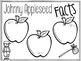 Partyin' Apples~ Craftivity for Johnny Appleseed's Birthda