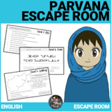 Parvana Escape Room (The Breadwinner Series by Deborah Ellis)