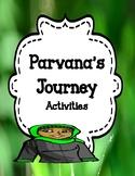 Parvana's Journey - Novel Activities Unit