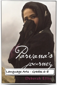 Parvana's Journey - Novel Guide - LP
