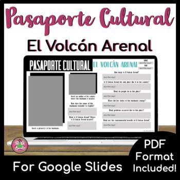 Pasaporte Cultural - Arenal Volcano