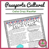 Pasaporte Cultural Celia Cruz Reader