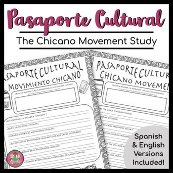 Pasaporte Cultural - Chicano Movement