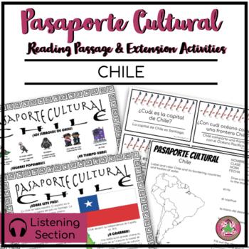 Pasaporte Cultural - Chile Reader