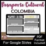 Pasaporte Cultural - Colombia
