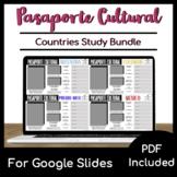 Pasaporte Cultural Country Bundle