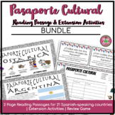 Pasaporte Cultural Country Readers Bundle