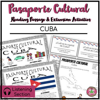 Pasaporte Cultural - Cuba Reader
