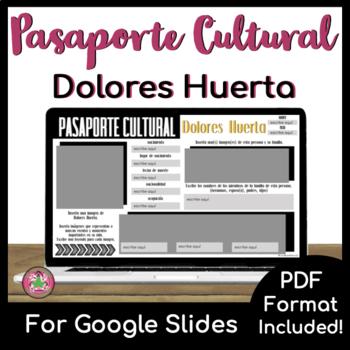 Pasaporte Cultural - Dolores Huerta