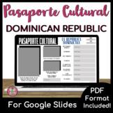 Pasaporte Cultural - Dominican Republic