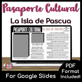 Pasaporte Cultural - Easter Island