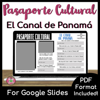 Pasaporte Cultural - Panama Canal