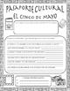 Pasaporte Cultural - El Cinco de Mayo
