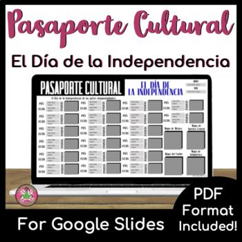 Pasaporte Cultural - El Día de la Independencia
