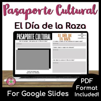 Pasaporte Cultural - El Día de la Raza