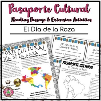Pasaporte Cultural El Día de la Raza Reader