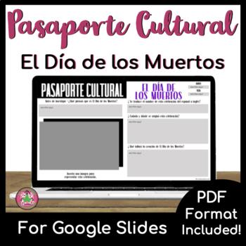 Pasaporte Cultural - El Día de los Muertos