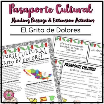 Pasaporte Cultural El Grito de Dolores Reader