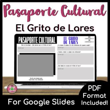 Pasaporte Cultural - El Grito de Lares