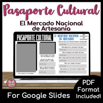Pasaporte Cultural - El Mercado Nacional de Artesanía