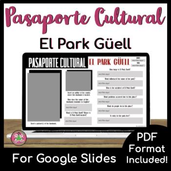 Pasaporte Cultural - El Park Güell