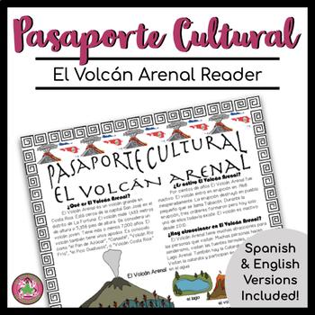 Pasaporte Cultural El Volcán Arenal Reader