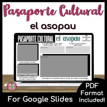 Pasaporte Cultural - El asopau