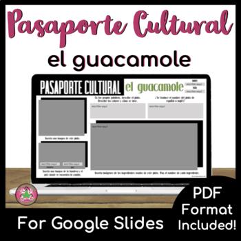 Pasaporte Cultural - El guacamole