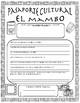Pasaporte Cultural - El mambo