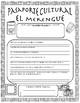 Pasaporte Cultural - El merengue