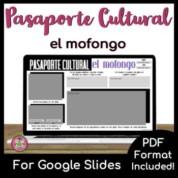 Pasaporte Cultural - El mofongo