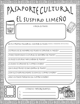 Pasaporte Cultural - El suspiro limeño