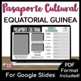 Pasaporte Cultural - Equatorial Guinea