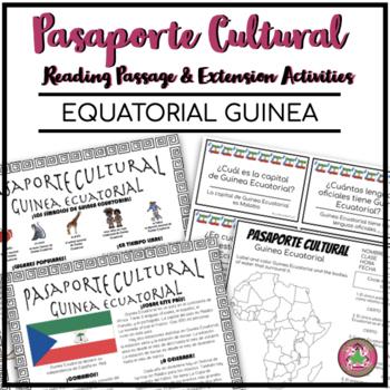 Pasaporte Cultural - Equatorial Guinea Reader