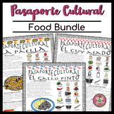 Pasaporte Cultural Food Reader Growing Bundle