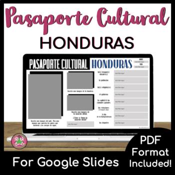 Pasaporte Cultural - Honduras