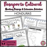 Pasaporte Cultural - Honduras Reader