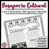 Pasaporte Cultural Iguazú Fall Reader