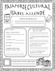 Pasaporte Cultural - Isabel Allende