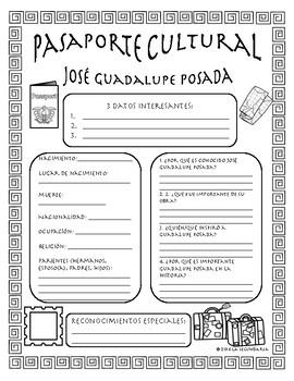 Pasaporte Cultural - José Guadalupe Posada