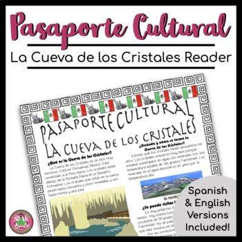 Pasaporte Cultural La Cueva de los Cristales Reader