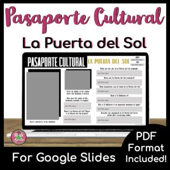 Pasaporte Cultural - La Puerta del Sol