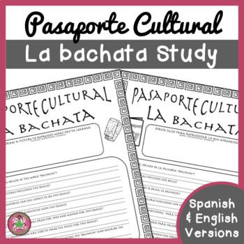 Pasaporte Cultural - La bachata
