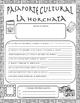 Pasaporte Cultural - La horchata