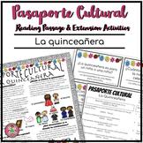 Pasaporte Cultural La quinceañera Reader