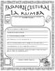 Pasaporte Cultural - La rumba