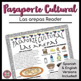 Pasaporte Cultural Las arepas Reader
