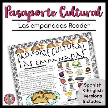 Pasaporte Cultural Las empanadas Reader