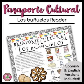 Pasaporte Cultural Los buñuelos Reader