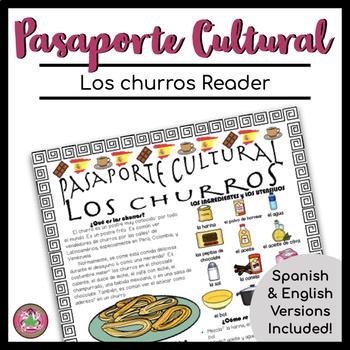 Pasaporte Cultural Los churros Reader